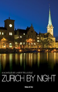 Zurich by night par Laurent Trousselle